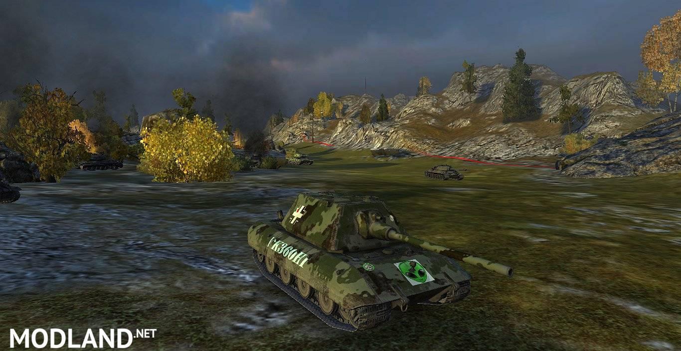 world of tanks 9.22 mod pack